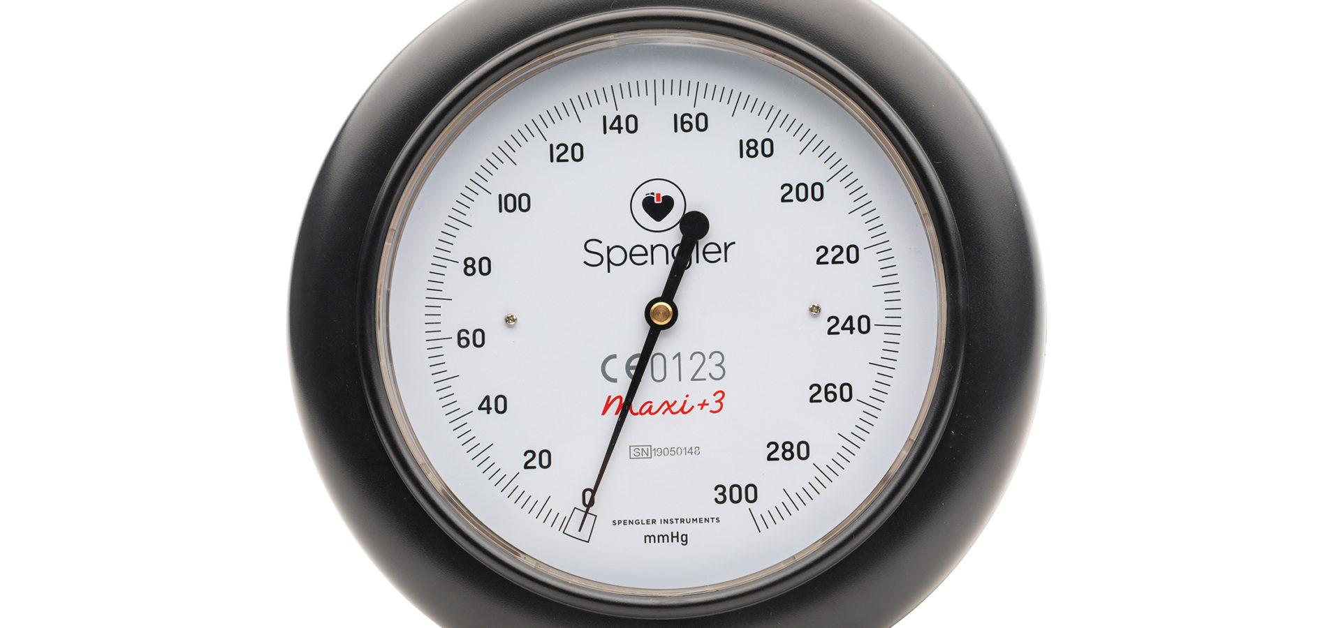 Tensiomètre manuel grand cadran Maxi+3