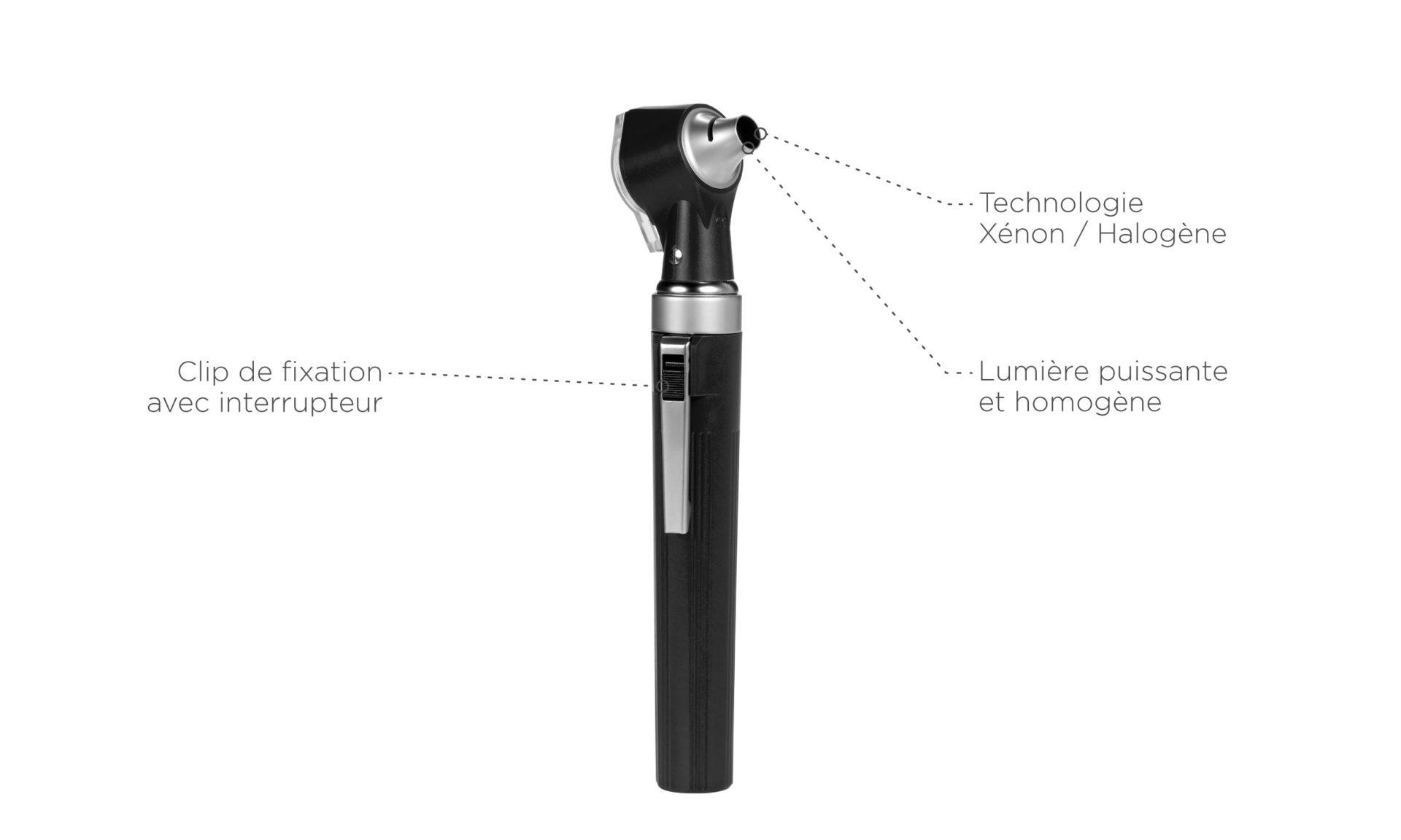 Otoscope Smartlight